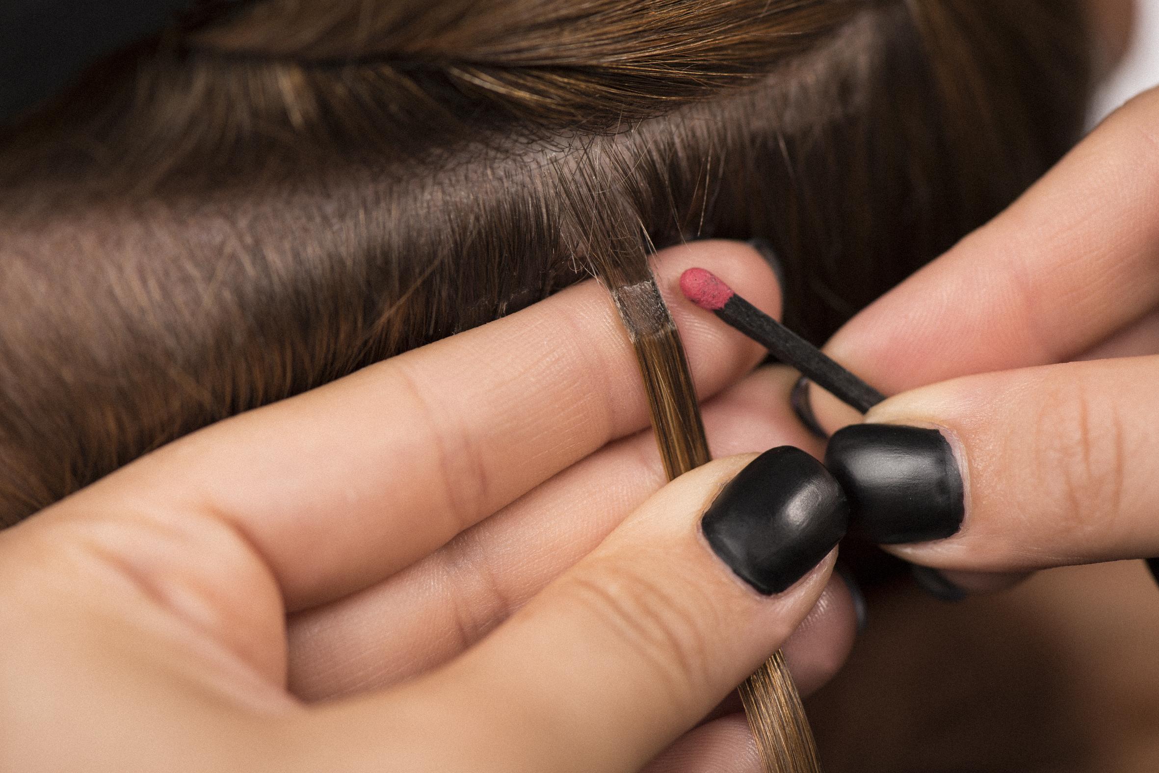 Neue methode haarverlangerung